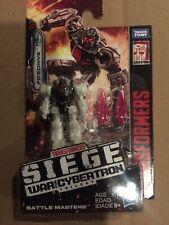 Transformers siege guerre pour Cybertron wfcs 1 firedrive Battle Masters Mini Figure