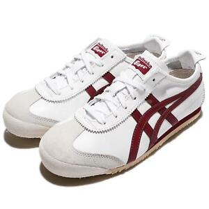 asics tiger white