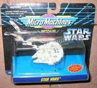 Star Wars Real Micro Machines Millenium Falcon Rare Single Pack