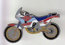 RARE PINS PIN'S .. MOTO MOTORCYCLE HONDA HRC CROSS ELF LEE COOPER JEANS BIG ~DH