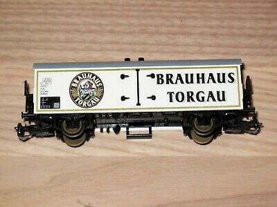 Brauhaus Torgau Tt Wagon Vagone Carro Frigorifero/tillig Wörner Beu ? Come Nuovo