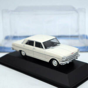 IXO-Altaya-Chevrolet-400-4-Puertas-1962-1-43-Diecast-Models-Limited-Edition