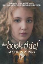 The Book Thief by Markus Zusak (2013, Paperback)