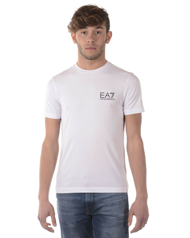 Emporio Armani EA7 T hemd schweißhemd Man Weiß 3ZPT52PJ03Z 1100 Sz. L PUT OFFER