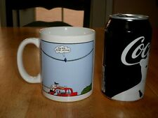 """THE FAR SIDE- Gary Larson, """"YOU ARE MINE. ALL MINE"""", Colored Cartoon Coffee Cup"""