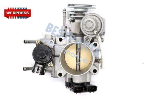 GENUINE Throttle Body Assembly RTR60-06 Fits Cerifo A33 Maxima Infiniti I30 CVTC