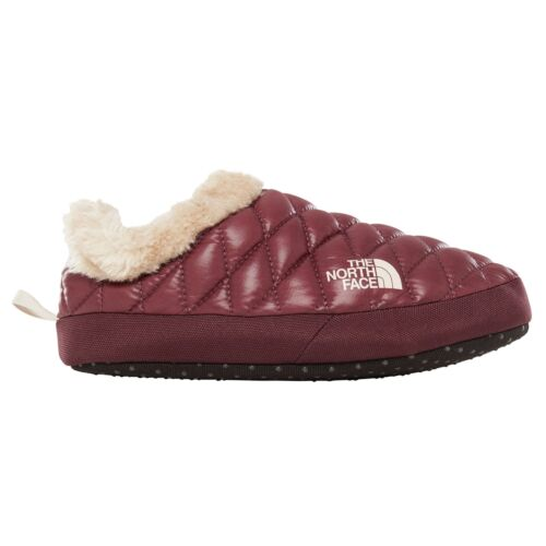 Iv Tent Face Fico lucido da Faux Mule Pantofola donna bianco The North Fur Thermoball vintage qpPWyT4