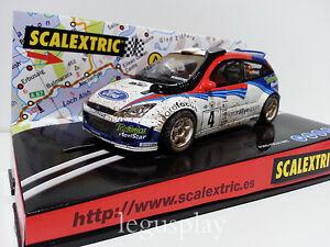 Slot-SCX-Scalextric-6106-Ford-Focus-WRC-034-Safari-efecto-barro-034