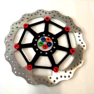 Brake-Disc-Floating-Waves-Tuv-ABE-Yamaha-R6-1999-lt-2002-Colour-a-Choice