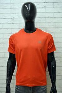 Maglia-Uomo-ADIDAS-CLIMA-Taglia-Size-XL-Shirt-Man-Manica-Corta-Sport-Jogging