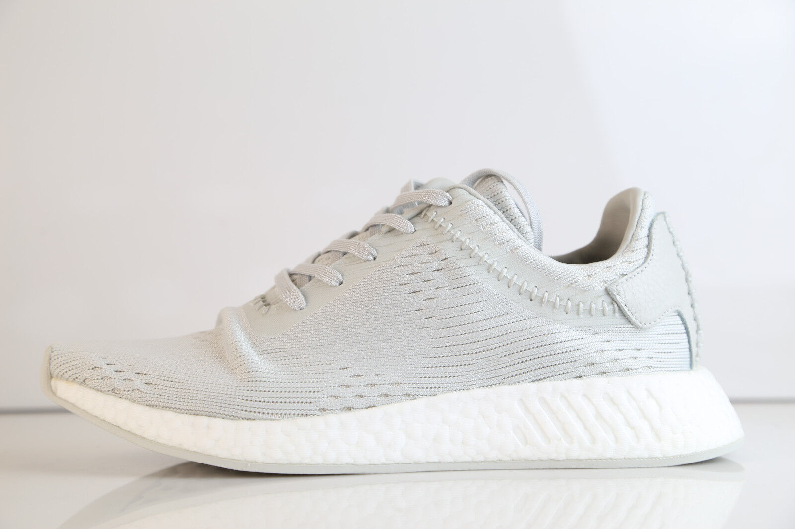 Adidas X Wings + Horns NMD R2 PK Hint knit Tan BB3118 5-13.5 prime knit Hint rf wang egg ec5a80