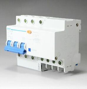 Earth Leakage Protection Circuit Breaker DZ47LE-1P+N C32 32A 230V CAPT2011