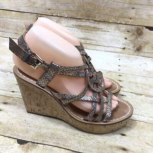 Womens Ladies Flat Wedge Espadrille Lace Tie up Sandals