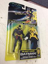 Kenner 1995 Batman Forever Blast Cape Batman Figure NEW! Shelf Wear!