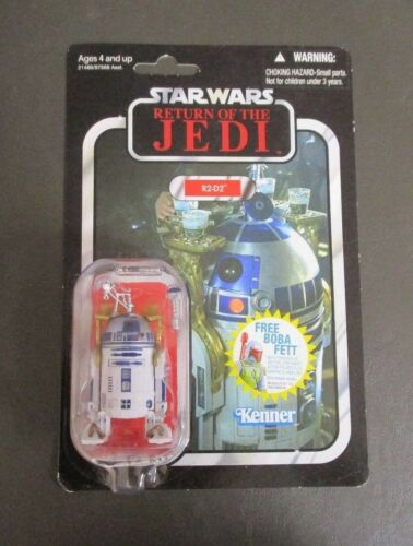 R2-D2 Droid 2010 STAR WARS Vintage Collection VC25 MOC