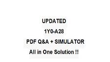 IMPLEMENTING NETSCALER 10 FOR NETWORKING AND TRAFFIC OPTI Exam QA PDF&Simulator