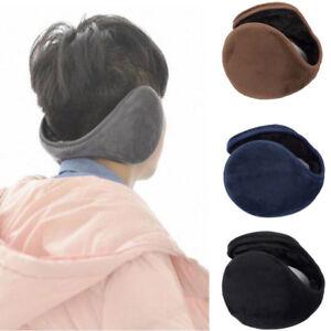 Ladies Men Warmer Ear Cover Muffs Winter Casual Earflaps Earmuffs ... 0ccedc98c6c