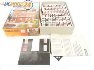 E80R190s-Vollmer-H0-3787-Bausatz-Wohnhaus-am-Bahndamm