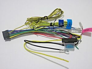 s l300 alpine iva w205 wire harness new b ebay alpine iva-w205 wiring harness at crackthecode.co