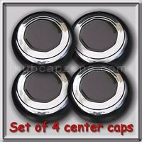 Set Of 4 1993-1997 Lincoln Town Car Center Caps Hubcaps Fits Alloy Wheel