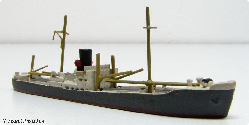 Mercator m 501 barco de Cochega hansa a metal fundido