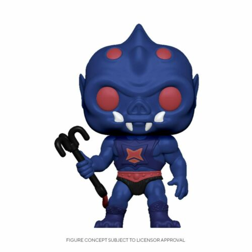 MASTERS of The Universe Webstor  Pop Vinyl Funko Toy Fair Reveal !!pre order!!