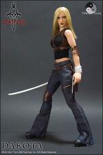 Triad Toys Dead Cell Agent Dakota Jennings 1/6 Figure MIB NRFB New Rare HTF