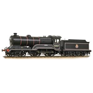 Bachmann-31-146A-OO-Gauge-BR-D11-Class-62667-Somme