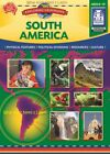Geography SOUTH AMERICA ~ Year 3-7 Ages 8-12 ~ AUS Curriculum ~ RIC Publications