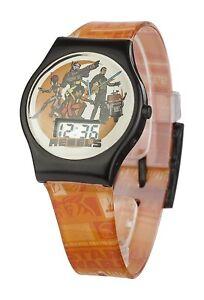 Official-Disney-Star-Wars-Rebels-LCD-Display-Digital-Children-039-s-Wrist-Watch