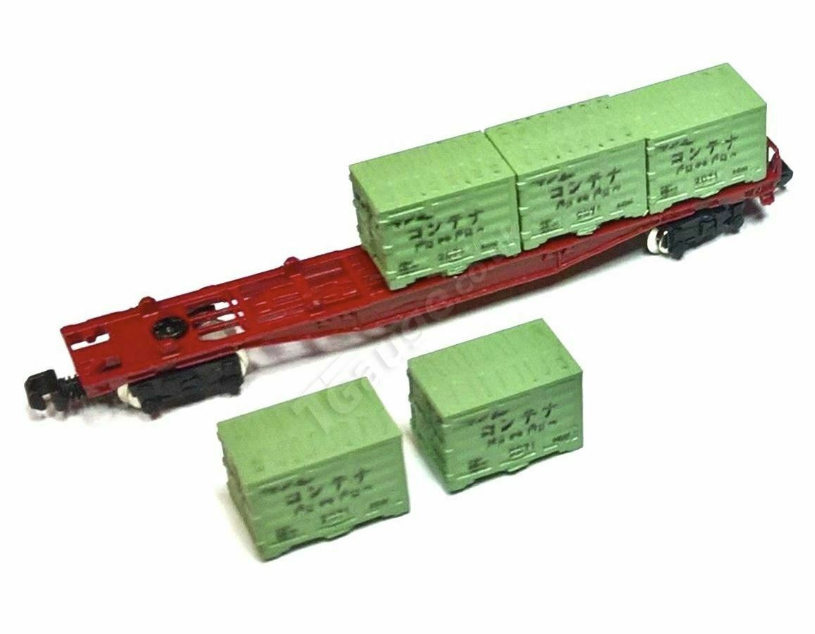 Atlas O Southern Caboose X252 3 Rail Ln Freight Cars Model Railroads & Trains