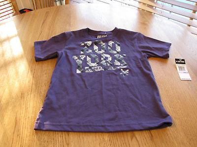 Hurley youth boy/'s large kids t shirt surf skate Play loud neon purple NEW logo