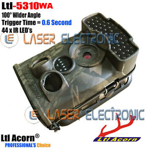 FOTOTRAPPOLA-TELECAMERA-MIMETICA-ACORN-LTL-5310WA-FULL-HD-940NM-SD-CARD-32GB