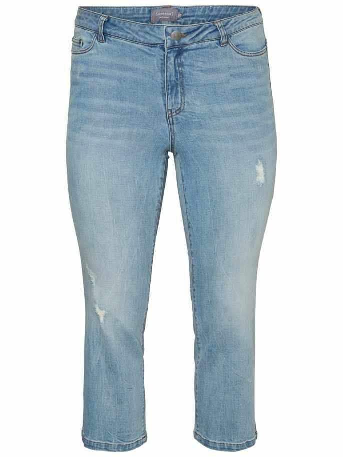 NEU JUNARosa 7 8 Jeans in light Blau Denim