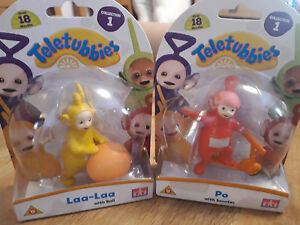 TELETUBBIES-COLLECTABLE-FIGURES-RECIEVE-LAA-amp-PO-IN-THIS-SALE-NEW