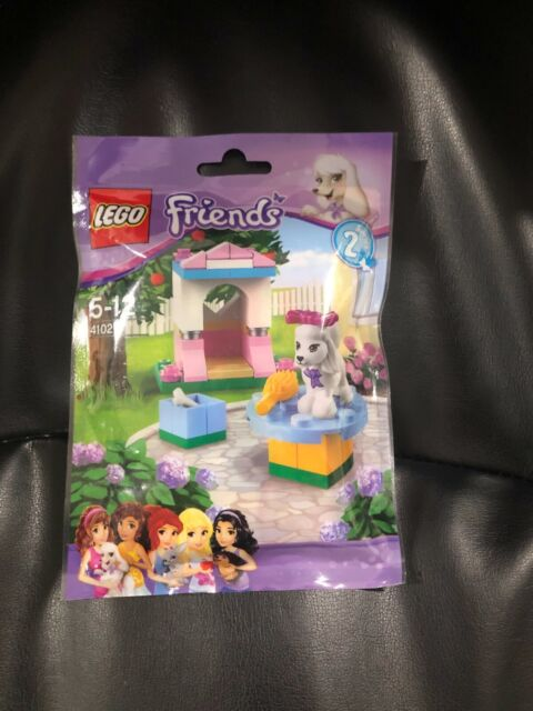LEGO Friends Series 2 41021 Poodle's Little Palace Polybag Brand New Sealed