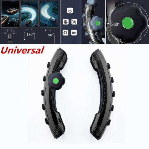 Car Steering Wheel Spinner Knob cover Auxiliary Booster Aid Control Handle