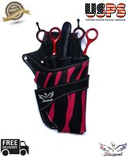 Hairdressing Holster Pouch Scissors Bag Clips Shears Shear Belt Bags Tool Holder
