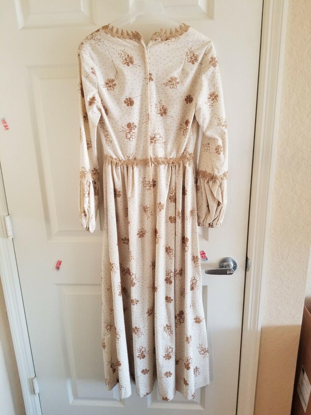 Gunne Sax Renaissance Dress - image 3