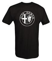 Alfa Romeo Circle Euro - T Shirt