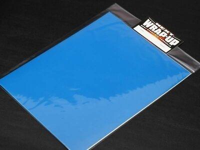 0003-04 Wrap-Up Next Scheiben-Tönungsfolie 250x200mm blau
