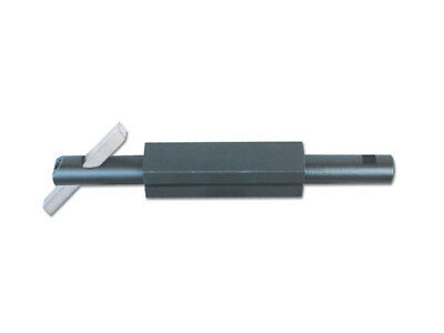 """11-3//8/"""" Long Double Ended Boring Bar In 1-1//8 x 1-1//8/"""" x 4-1//4/"""" Holder 3//8/"""" Bit"""