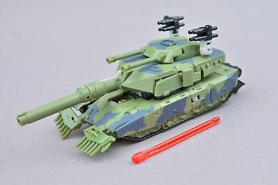 Transformers Movie Brawl Complete Deluxe Class Tank 2007