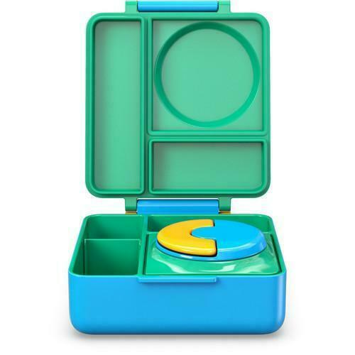 Green Omie Bento Box for Kids