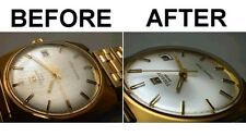 Plastic Watch Lens Scratch Remover Cleaner and Repair Polish