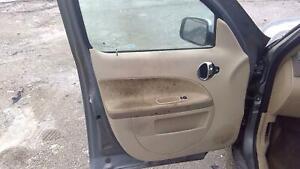 2006 2007 2008 Chevy Hhr Front Door Trim Panel Left Trim Code 32i