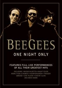 Bee-Gees-One-Night-Only-DVD-All-Regions-NTSC-NEW-unsealed