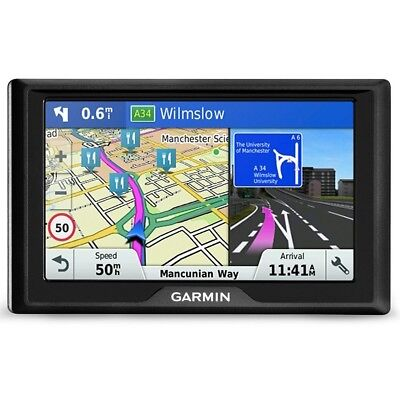 Enthousiast Garmin Drive 51 Lmt-s Eu Pkw Navigationsgerät 12,7cm 5 Zoll Display Touchscreen Laat Onze Grondstoffen Naar De Wereld Gaan