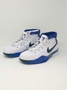 16c0e51c8e3b Nike Kobe 1 Protro 81 Points White Purple Black NEW AQ2728-105 Size ...