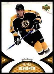 2006-07-Upper-Deck-Mini-Jersey-Collection-Patrice-Bergeron-7